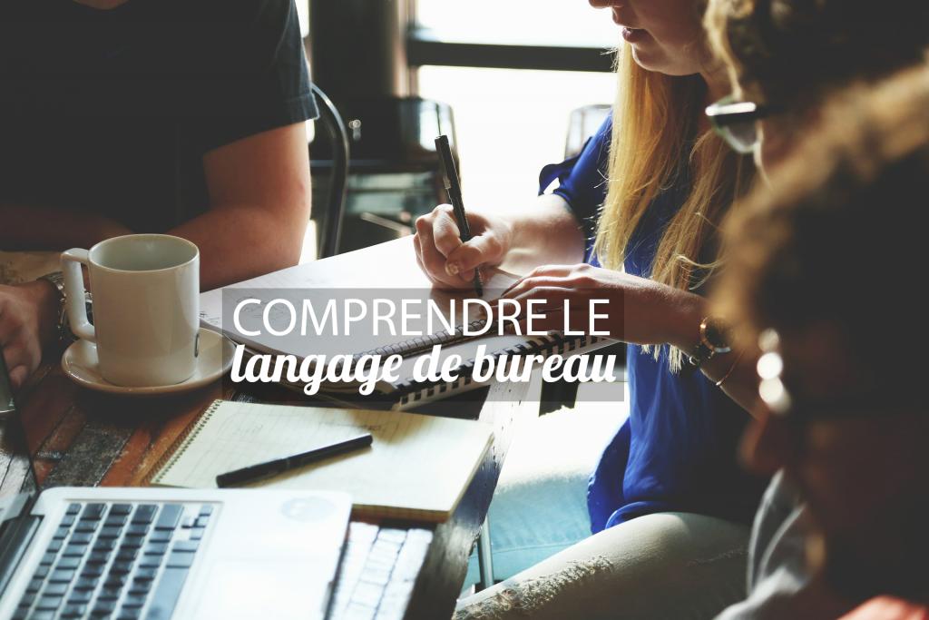 communication langage au bureau